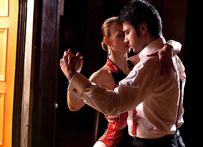 Danses de salon et latines
